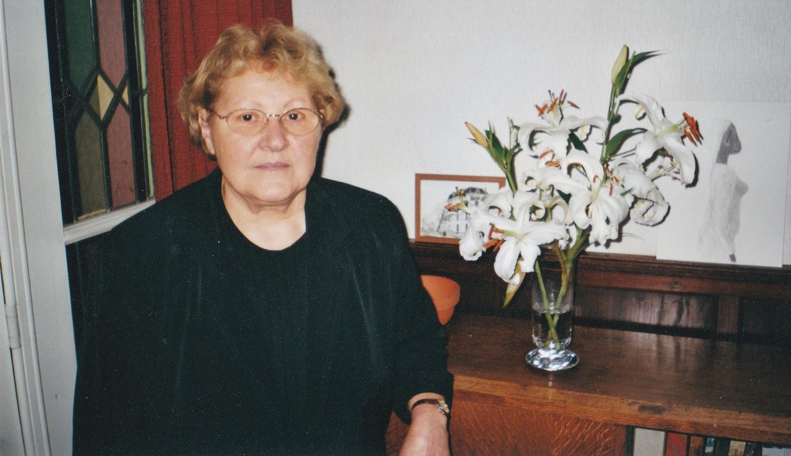 Madame Romaine Godin